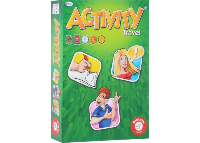 Активити дорожная версия (Activity travel)