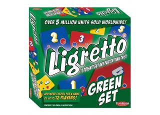 Лигретто зеленый/красный/синий (Ligretto)
