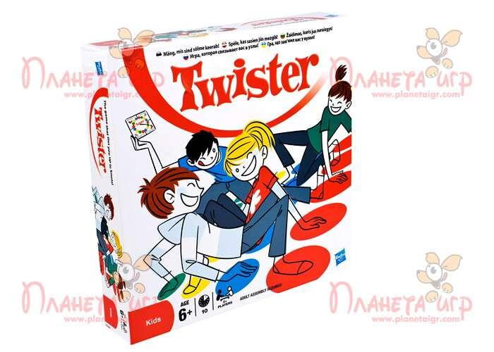 Твистер (Twister) (Hasbro)