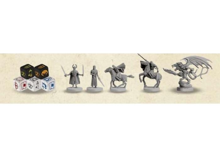 Владыки Средиземья (War of the Ring: Lords of the Middle Earth) + уникальное промо!