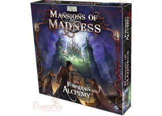 Особняк Безумия: Запретная Алхимия (Mansions of Madness: Forbidden Alchemy)