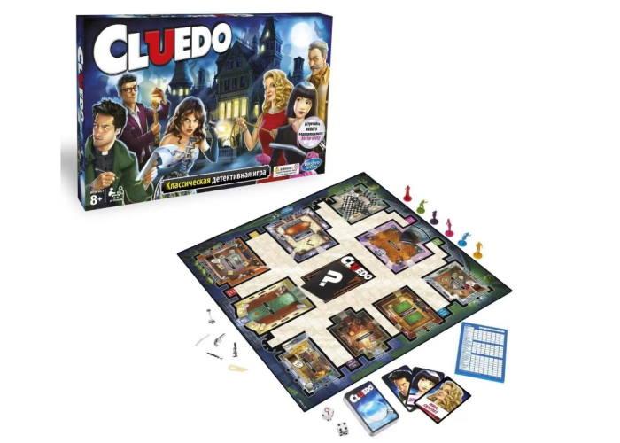 Клюэдо (Клуэдо, Улика, Cluedo, Clue)