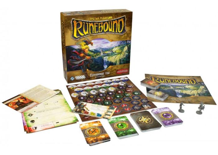 Рунебаунд (3-е изд.). Нерушимые узы (Runebound 3 ed.: Unbreakable Bonds)