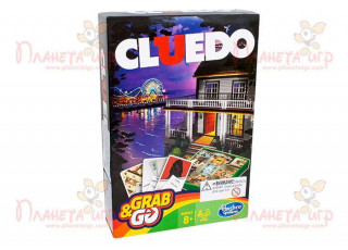 Клюэдо. Дорожная версия (Клуэдо, Cluedo Travel, Clue)
