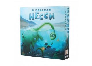 В поисках Несси (Finding Nessie)