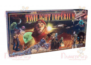 Сумерки империи (4-е изд.) (Twilight Imperium 4th Ed.)