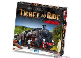 Билет на поезд: Марклин (Ticket to Ride: Märklin)