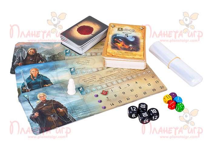 Андор (Legends of Andor)
