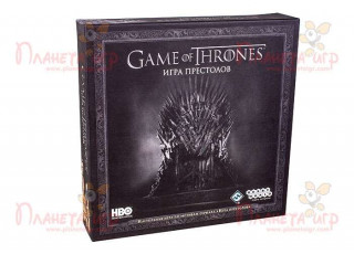Игра Престолов: HBO издание (Game of Thrones HBO ed.) (рус.)
