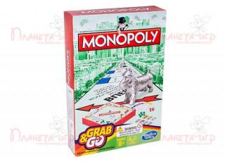 Монополия. Дорожная Игра (Monopoly)