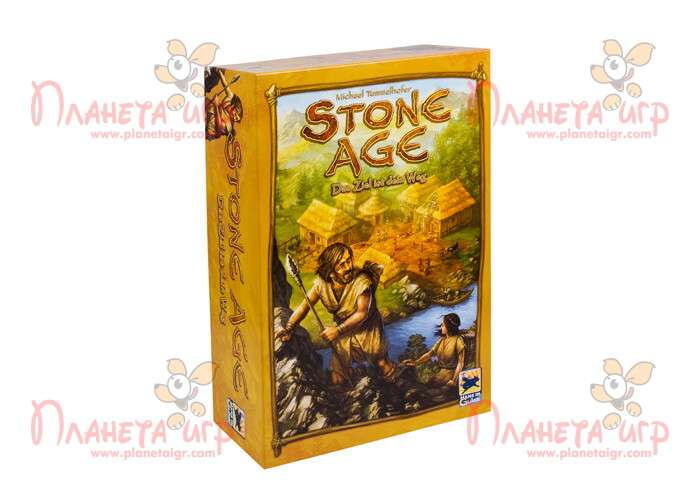 Каменный Век (100000 лет до нашей эры, Stone Age) (рус. правила)