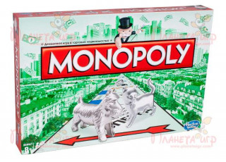 Монополия. Стандарт (Monopoly Standart)