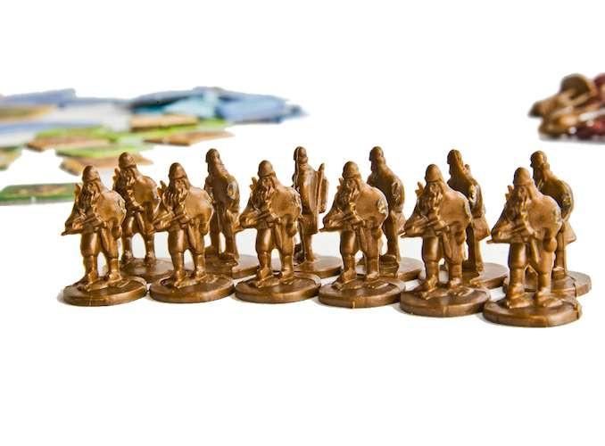 Колонизаторы. Купцы и Варвары (Catan: Traders & Barbarians)