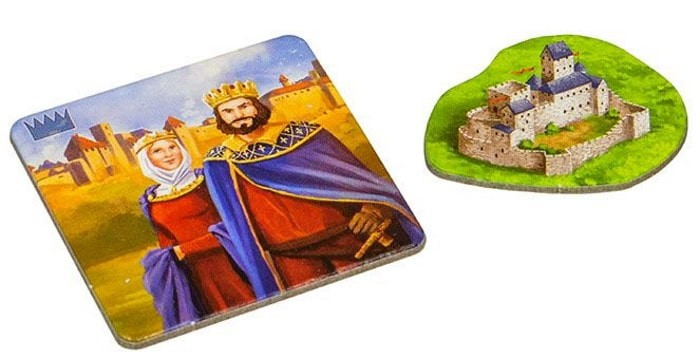 Каркассон. Королевский подарок (Carcassonne. Big Box)