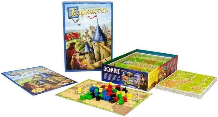 Каркассон Средневековье (Carcassonne original)