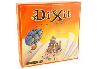 Диксит Одиссея (Dixit Odyssey)