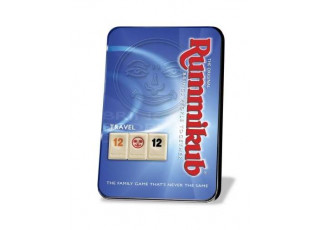Руммикуб компактная версия (Rummikub Travel) (в металлической коробке)