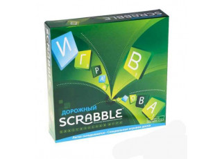 Скрабл Дорожный (Скрэбл Путешествие, Scrabble Travel)