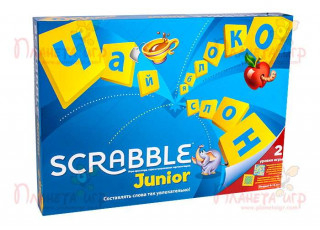 Скрабл Юниор (Scrabble Junior) (рус.)