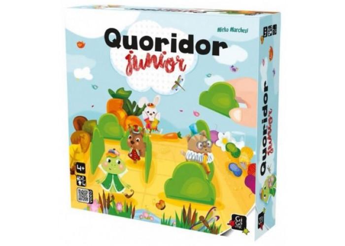 Коридор для детей (Quoridor Junior)