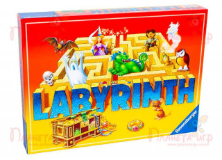 Сумасшедший лабиринт (Labyrinth)