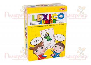 Лексико. Учим английский для детей (Lexico Junior)