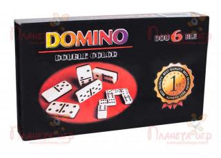 Домино (в коробке с магнитом)