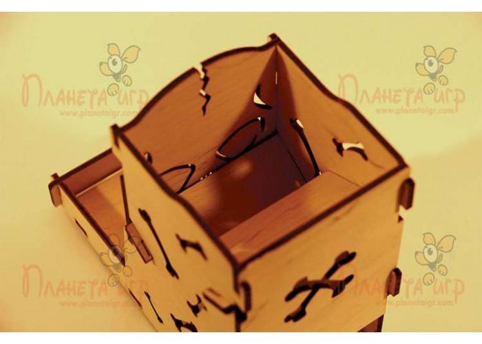 Башня для бросания кубиков: Череп (Dice Tower: Scull)