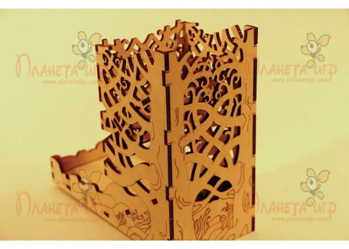 Башня для бросания кубиков: Волшебный Лес (Dice Tower: Magic Forest)