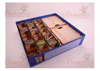 Органайзер: Каркассон. Королевский подарок (Carcassonne. Big Box)