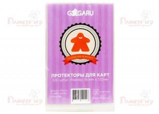 Протекторы для карт GaGa Games (80 х 120 мм, Dixit, 100 шт.)