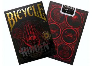 Карты игральные Bicycle Hidden (Bicycle Premium)