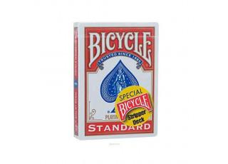 Карты для фокусов Bicycle Stripper Deck (конусная колода)