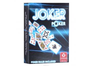 Карты игральные Cartamundi Joker Poker
