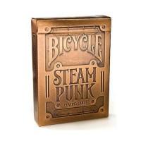 Карты игральные Bicyclew Steampunk (gold)