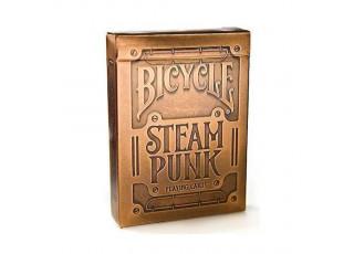 Карты игральные Bicycle Steampunk (gold)