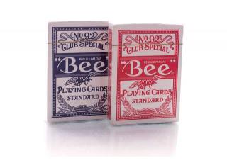 Карты игральные Bee Standart Index