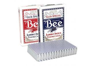 Карты игральные Bee Jumbo Index