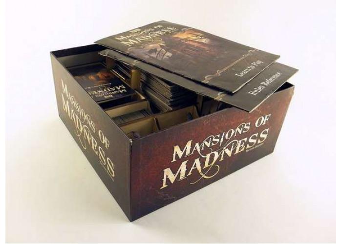 Органайзер: Особняк безумия (второе издание) (Mansions of Madness (second edition)
