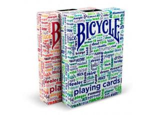 Карты игральные Bicycle Table Talk