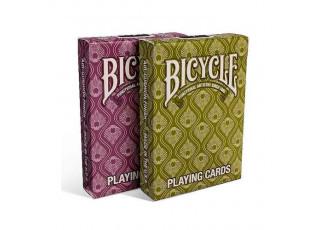 Карты игральные Bicycle Peacock