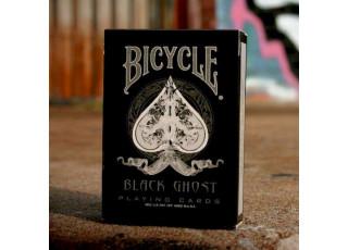 Карты игральные Bicycle Black Ghost