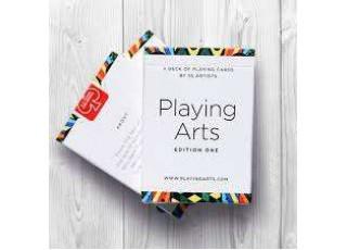 Карты игральные Playing arts 1 edition