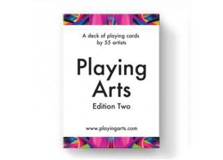 Карты игральные Playing arts 2 edition