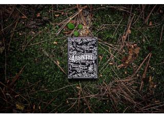 Карты игральные Ellusionist Absinthe