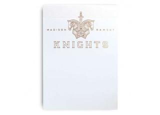 Карты игральные Ellusionist Knights (gold)