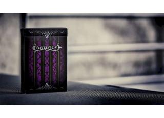 Карты игральные Ellusionist Artifice (purple)