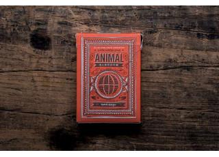 Карты игральные Theory11 Animal Kingdom
