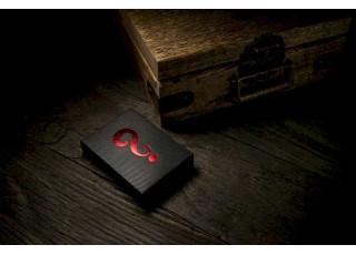 Карты игральные Theory11 Mystery box (black)