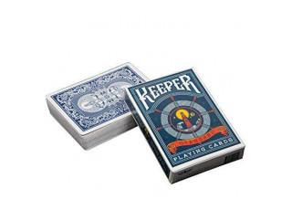 Карты игральные Ellusionist Keepers (blue)